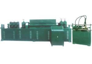 GTY12/20型液压调直切断机
