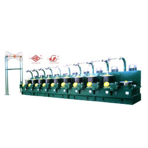 LED-450-10一级十模铝线拉丝机